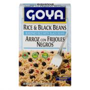 Goya Rice & Black Beans Mix