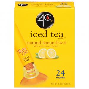 4C Lemon Iced Tea Mix