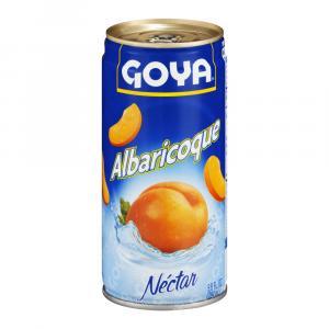 Goya Apricot Nectar