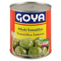 Goya Whole Tomatillos
