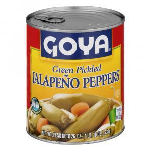 Goya Whole Jalapeno Peppers