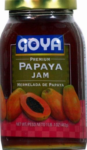 Goya Papaya Jam