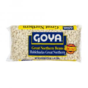 Goya Dry Great Northern Beans