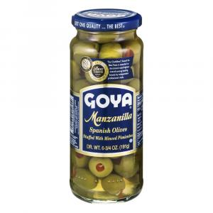 Goya Stuffed Manzanilla Olives
