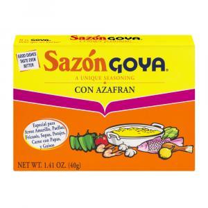 Goya Sazon con Azafran
