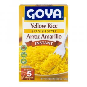 Goya Instant Yellow Rice - Arroz Amarillo