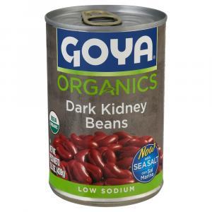 Goya Organic Dark Kidney Beans