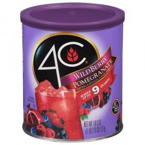 4c Wildberry Pomegranate Drink Mix