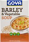 Goya Barley & Vegetable Soup