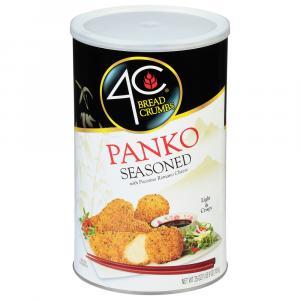 4C Panko Seasoned Crumbs
