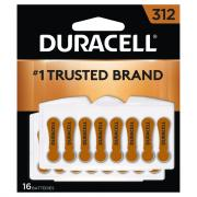 Duracell Hearing Aid 312 Battery
