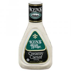 Ken's Creamy Caesar Salad Dressing