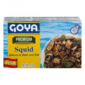 Goya Squid Pieces in their own Ink