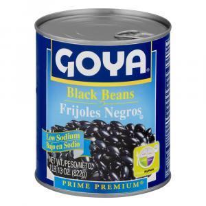 Goya Black Beans Low Sodium