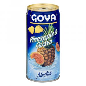Goya Pineapple and Guava Nectar