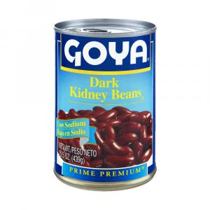 Goya Dark Red Kidney Beans