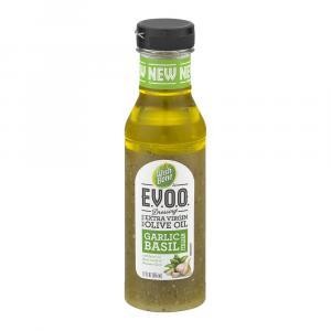 Wish-bone Extra Virgin Olive Oil Garlic Basil Italian