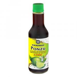 Kikkoman Ponzu Lime Seasoned Dressing and Sauce