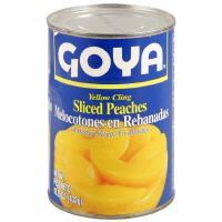 Goya Sliced Peaches