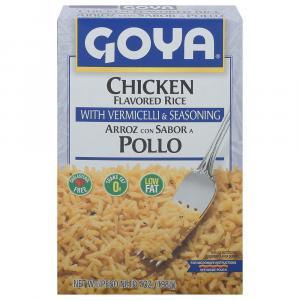 Goya Chicken Flavored Rice