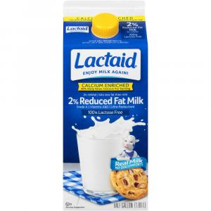 Lactaid 100 2% Calcium Fortified Milk
