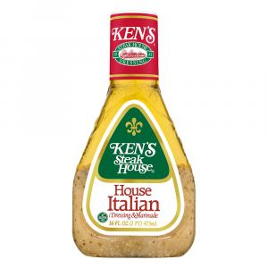 Ken's Italian with Extra Virgin Olive Oil Dressing