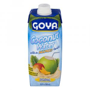Goya Coconut Water with Mango