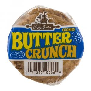Peggy Lawton Butter Crunch Cookie