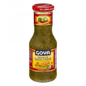 Goya Medium Salsa Verde