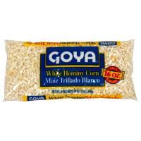Goya Dry White Hominy