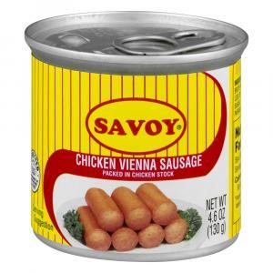 Savoy Chicken Vienna Sausage