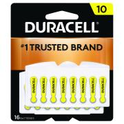 Duracell Hearing Aid 10 Battery