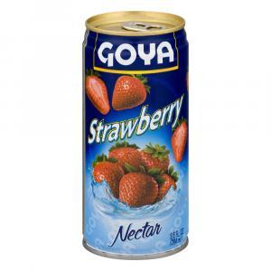 Goya Strawberry Nectar