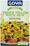 Goya Vegan Yellow Rice Mix