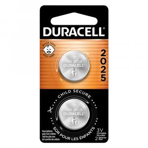 Duracell Lithium Coin Battery 2025