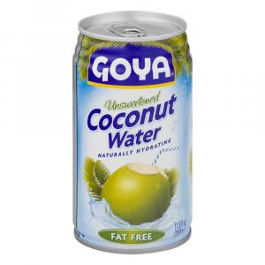 Goya Unsweetened Coconut Water Juice
