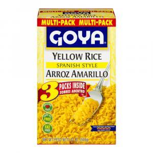Goya Yellow Rice