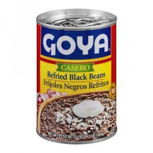 Goya Black Refried Beans