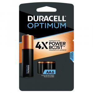 Duracell Optimum AA Battery