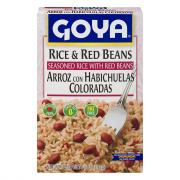 Goya Rice & Red Beans Mix