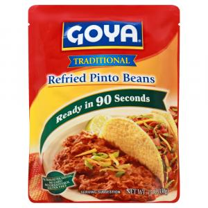 Goya Homestyle Refried Pinto Beans