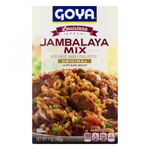 Goya Jambalaya Rice Mix