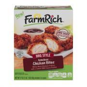 Farm Rich BBQ Boneless Chicken Bites