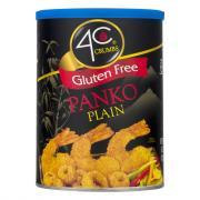 4C Crumbs Gluten Free Panko Plain