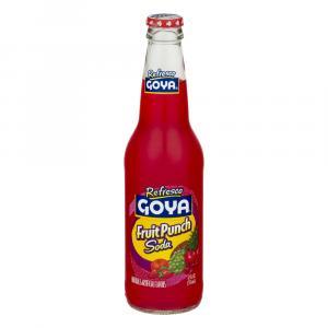 Goya Fruit Punch Soda