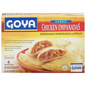 Goya Chicken Empanadas