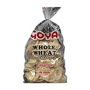 Goya Whole Wheat Crackers