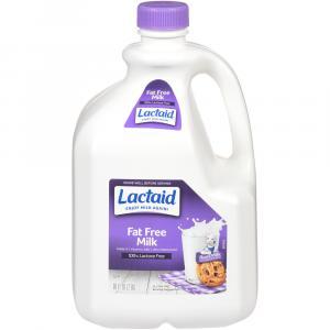 Lactaid 100 Fat Free Milk