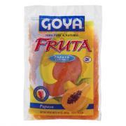 Goya Frozen Papaya Slices