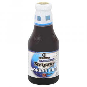 Kikkoman Takumi Teriyaki Korean Barbeque Sauce